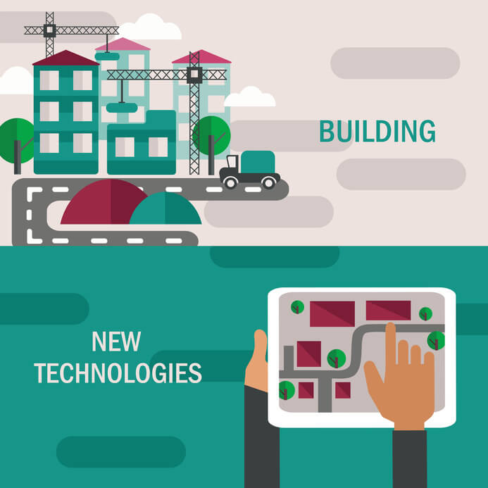 construction and new technologies